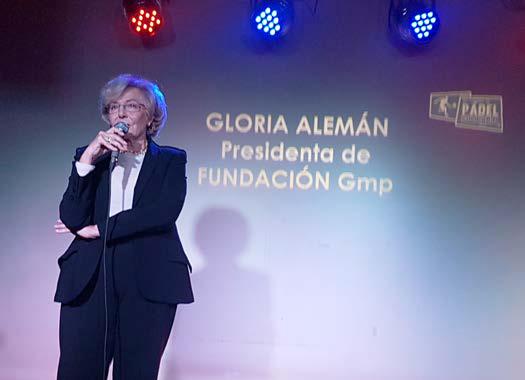 Gloria Alemán