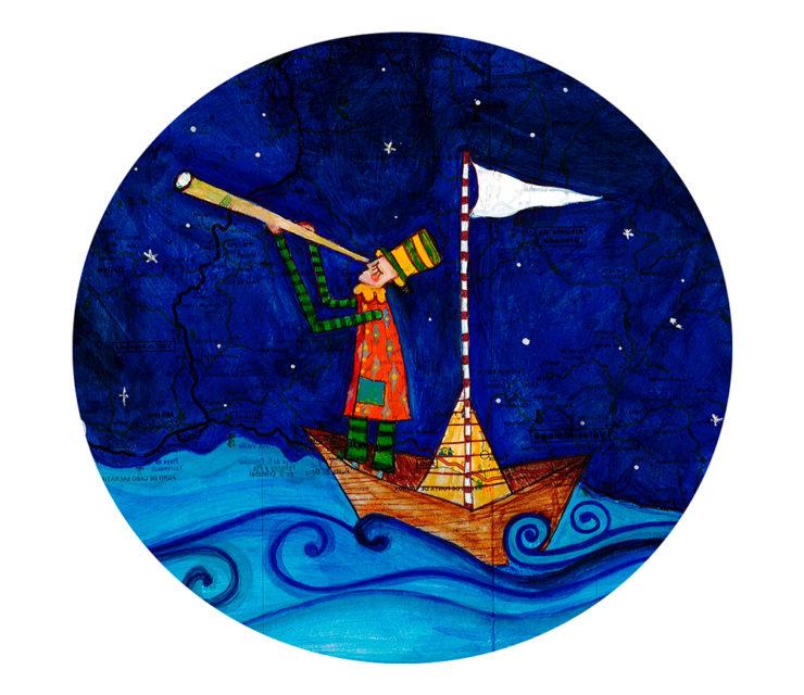 Navegar, navegar y explorar
